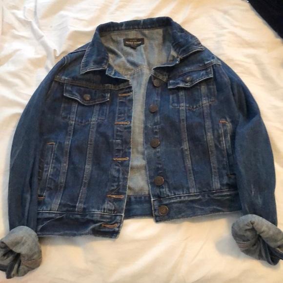 J. Crew Jackets & Blazers - Jean jacket